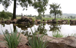 Pond and Dam Liner