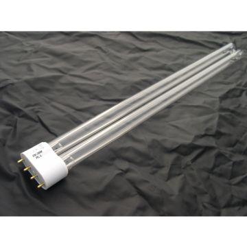 36W UVC Lamp - PL-L36WTUV 2G11 BASE - UVL657 Suits Hozelock 1543