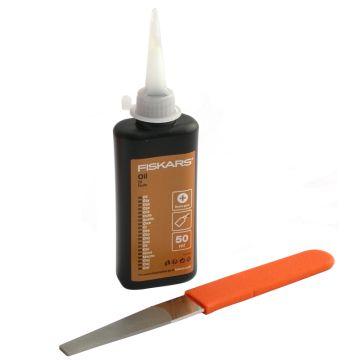 Fiskars Maintenance Set (Diamond File & Oil) - 1001640, previously 110990