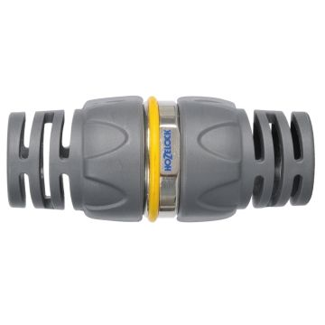 Hozelock Pro Metal 15-19mm Hose Repair Connector - 2047
