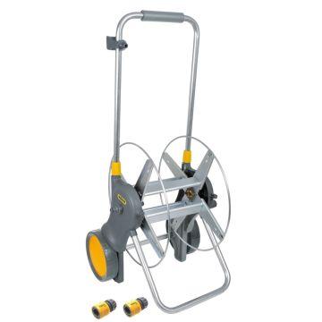 Hozelock 2460 Assembled Metal Hose Cart