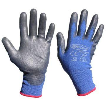 NM Safety Work & Gardening Glove Size 8/M Blue